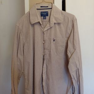 American Eagle Man Shirt size XL